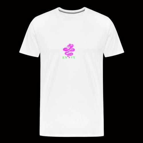 ENVY SNAKE - Men's Premium T-Shirt