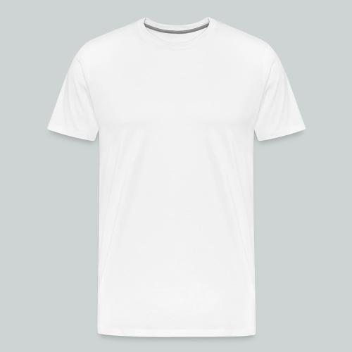 She smiled - Premium-T-shirt herr
