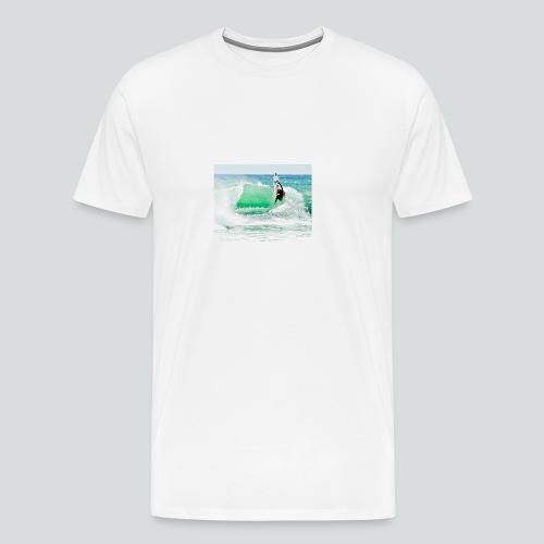ISLAND STYLE 01-25-jpg - Maglietta Premium da uomo
