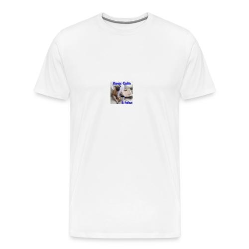 relax - Mannen Premium T-shirt