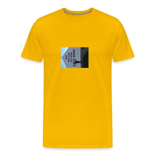 free derry - Men's Premium T-Shirt