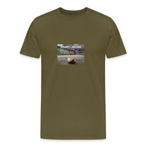 GALWAY IRELAND BARNA - Men's Premium T-Shirt
