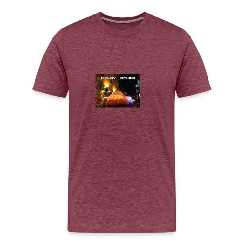 GALWAY IRELAND MACNAS - Men's Premium T-Shirt