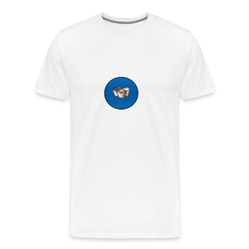 BucketShirt Standaart - Mannen Premium T-shirt