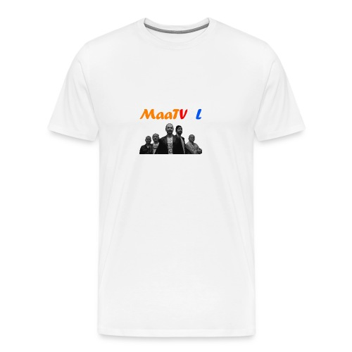 Maatvol Fan shirt Heren - Mannen Premium T-shirt