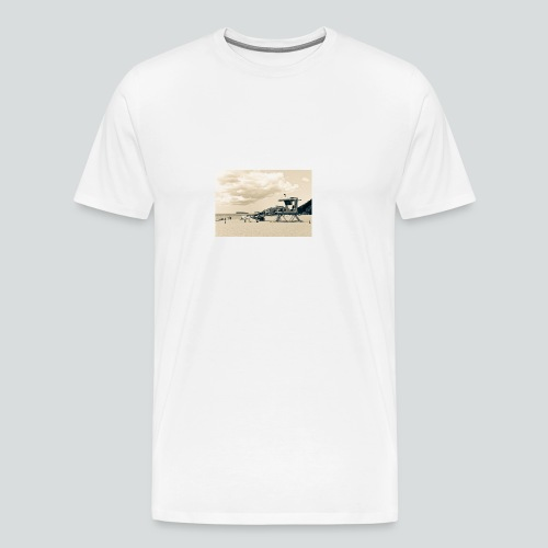 ISLAND STYLE 01-18-jpg - Maglietta Premium da uomo