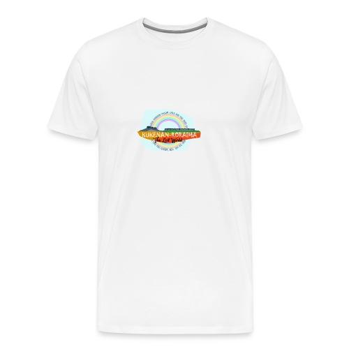 Roraima and Kukenan, The Lost World - Camiseta premium hombre