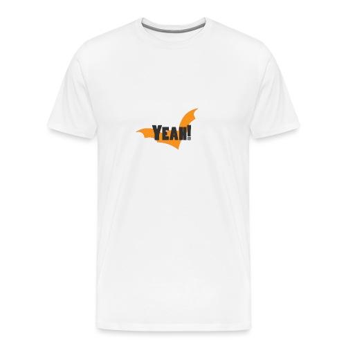Yelloweenah--png - Maglietta Premium da uomo