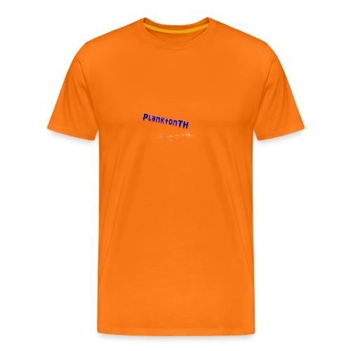 PlanktonTH, Lens Flare - Miesten premium t-paita