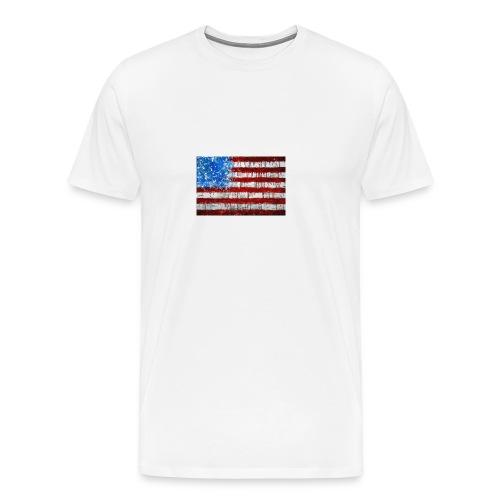 USA - Camiseta premium hombre