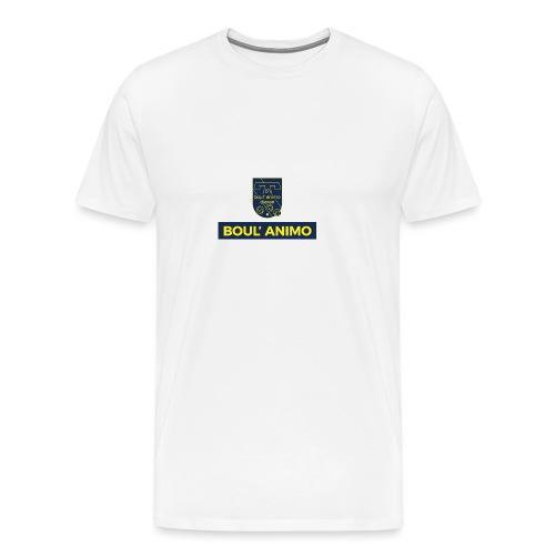 Boule Animo - Mannen Premium T-shirt
