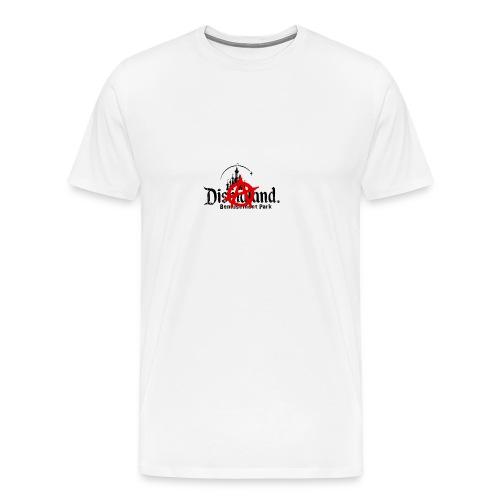 Anarchy ain't on sale(Dismaland unofficial gadget) - Men's Premium T-Shirt