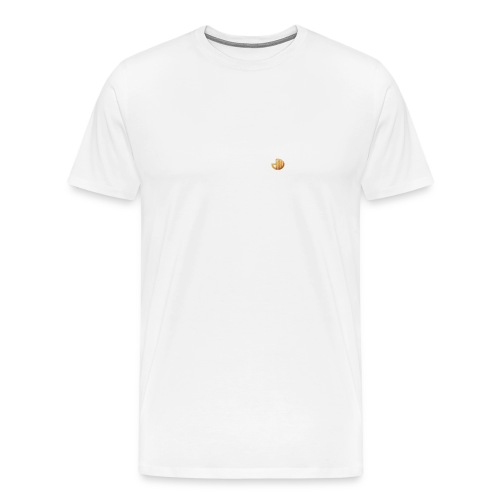 TheDutchWarrior_met_logo - Mannen Premium T-shirt