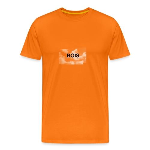 BOIS HÆTTETRØJE - Herre premium T-shirt