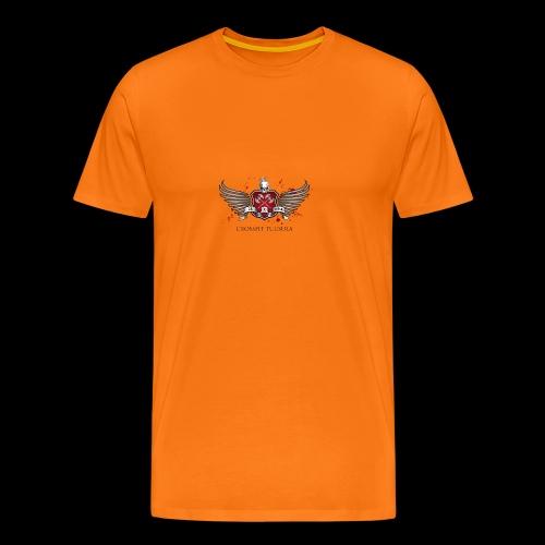 CrossFit Tuusula - Miesten premium t-paita