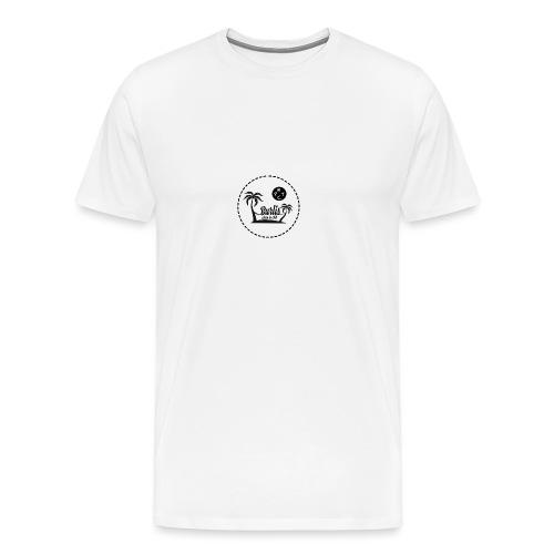 Burlis-Place-to-Chill - Männer Premium T-Shirt