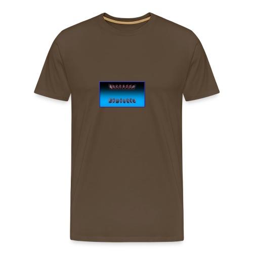 Tappetino per Mouse - Maglietta Premium da uomo