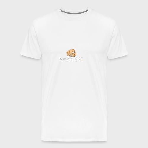 Exe dein Getränk - Männer Premium T-Shirt