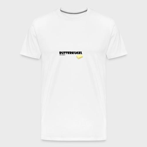 Butterkugel - Männer Premium T-Shirt
