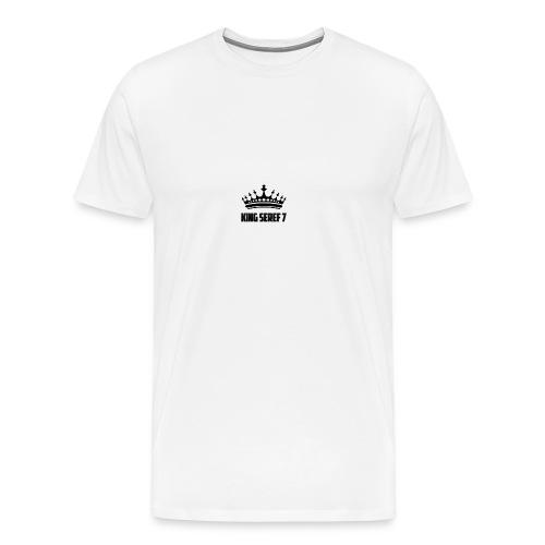 King Shirt - Mannen Premium T-shirt