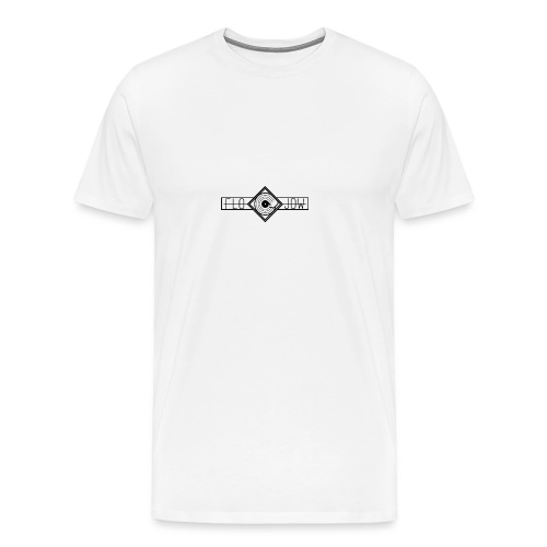 Swinnen stinkt Een beetje - Mannen Premium T-shirt
