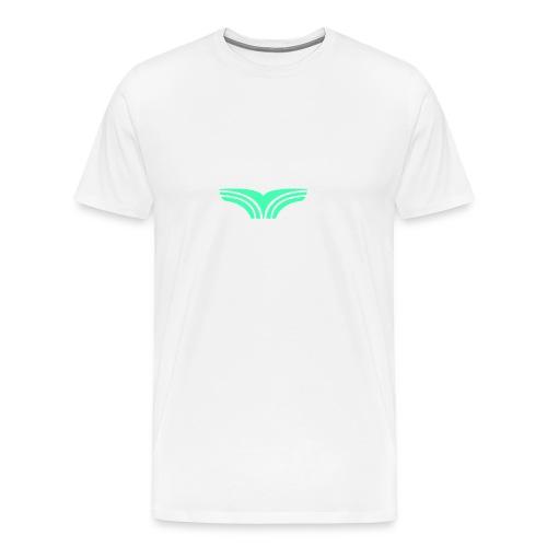Boyga Regular V-hals - Premium T-skjorte for menn