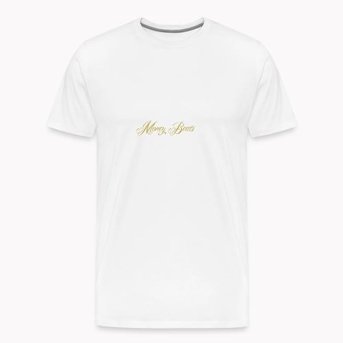 Money Beats T-Shirt - Maglietta Premium da uomo