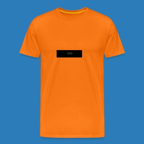 tetete-png - Herre premium T-shirt