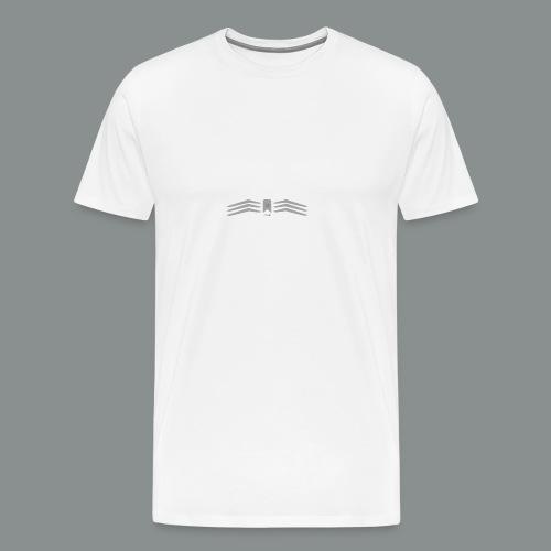grey - Maglietta Premium da uomo