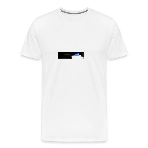Geenpeil Mok - Mannen Premium T-shirt