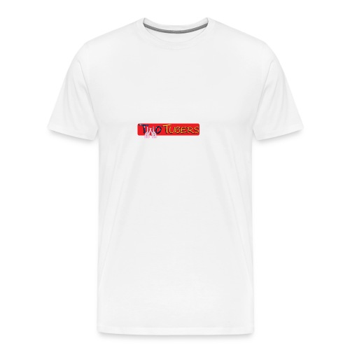Orsetto TWOTUBERS - Maglietta Premium da uomo