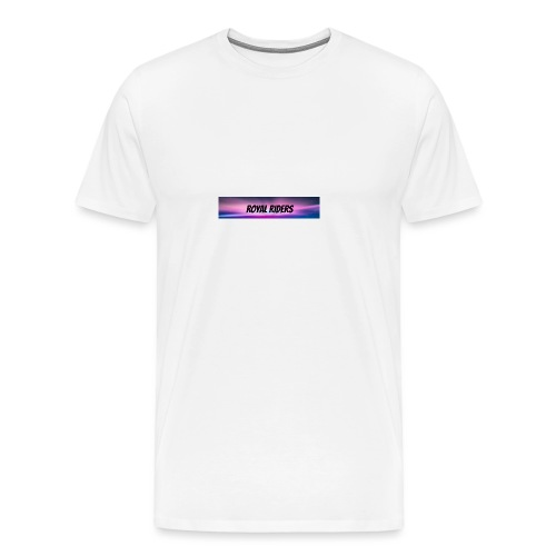 RR Crew (space) - Premium T-skjorte for menn