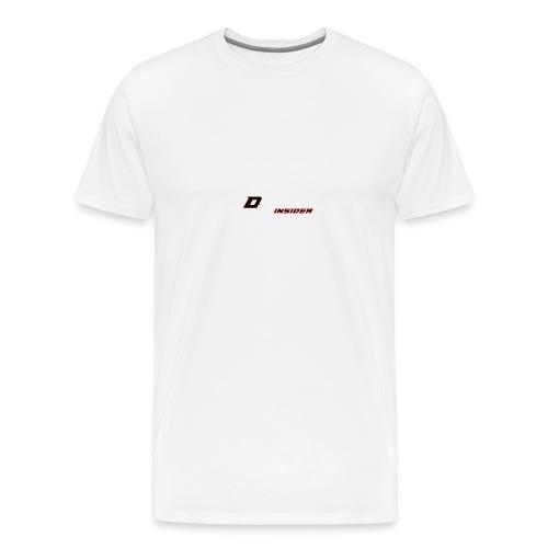 Crossinsider Hoodie - Mannen Premium T-shirt