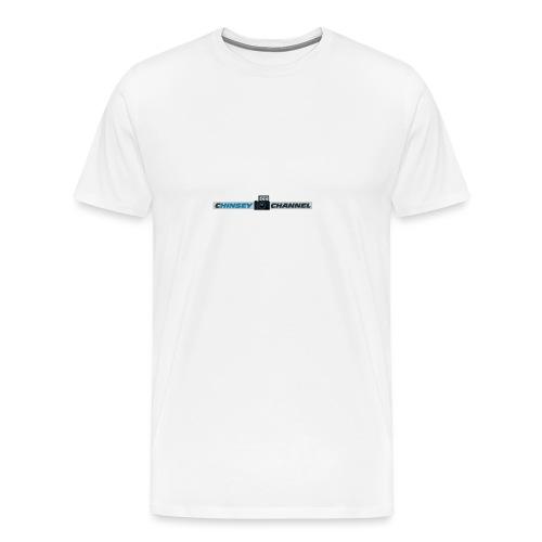 Drinkbeker - Mannen Premium T-shirt