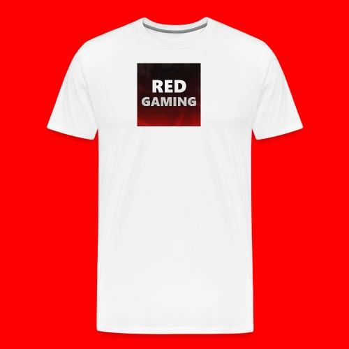 RED DESIGN - Men's Premium T-Shirt