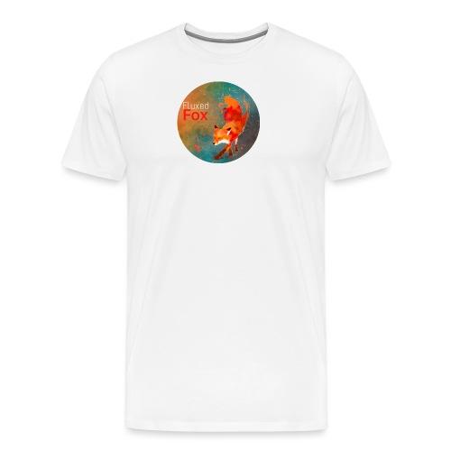 FluxedFoxOffical - Men's Premium T-Shirt