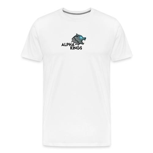 logo Alpha Kings ! - T-shirt Premium Homme