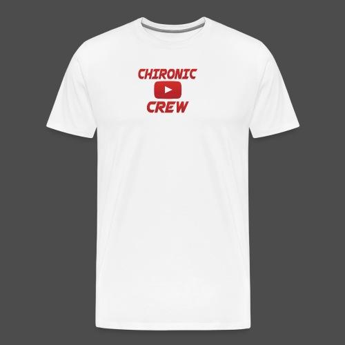 Chironic Crew Red - Mannen Premium T-shirt