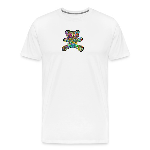 Have a colorful hug - Men's Premium T-Shirt