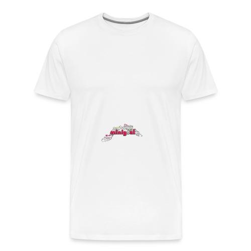 Maglietta Donna Liguria - Maglietta Premium da uomo