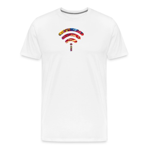 me wireless - Men's Premium T-Shirt