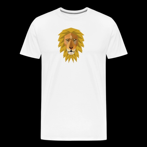 Spirit Lion case - Mannen Premium T-shirt