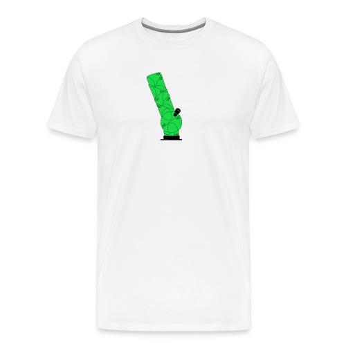 100' BONG - Maglietta Premium da uomo