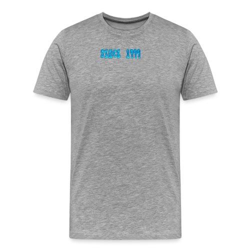 Since 1999 - Miesten premium t-paita
