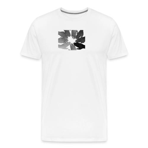 Ein Zeichen setzen - Männer Premium T-Shirt