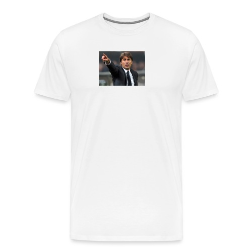 Chelsea manager 2017 - Men's Premium T-Shirt