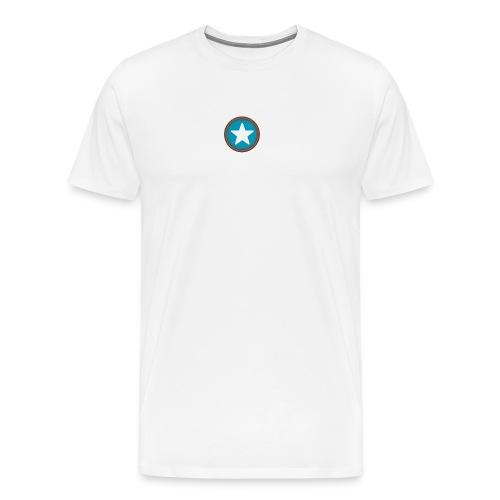 Étoile américaine. - T-shirt Premium Homme