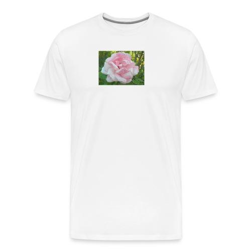 rose pale - T-shirt Premium Homme