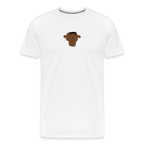 ahmed - Herre premium T-shirt