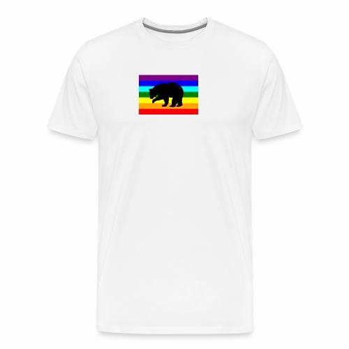 Orso libero - Maglietta Premium da uomo
